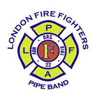 London Fire Fighters Pipe Band