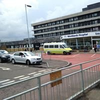 Monklands District General Hospital