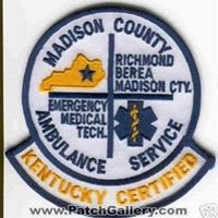 Madison County Ems