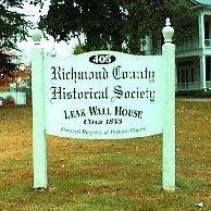 Richmond County Historical Society