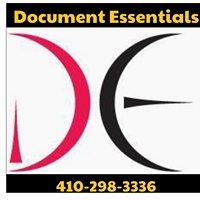 Document Essentials