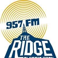 95.7 FM THE RIDGE / 1410 AM WLAQ Talk Radio