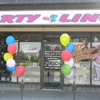 Party Lines/ Cobourg Flower Shop