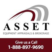 Asset Equipment Appraisals & Brokerage