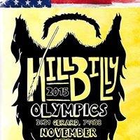 FIrst Annual Hillbilly Olympics
