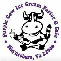 Purple Cow Ice Cream Parlor and Cafe