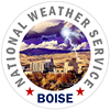 US National Weather Service Boise Idaho