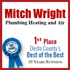 Mitch Wright Plumbing, Heating, and Air