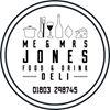 Me & Mrs Jones - Food & Drink Deli