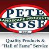 Pete Rose, Inc. Landscape Products