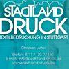 Stadt Land Druck - Textildruck in Stuttgart