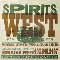 Spirits West Wine and Liquor Merchants