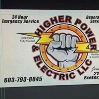 Higher Power + Electric LLC