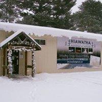 Hiawatha Highlands - Cross Country Skiing & Snowshoeing