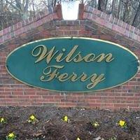 Wilson Ferry Homeowners Association