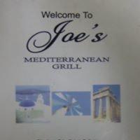 Joe's Mediterranean Grill (Subs & Pizza)