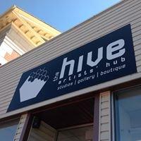 The Hive Artists' Hub