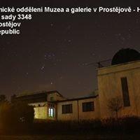 Hvězdárna v Prostějově