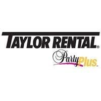 Taylor Rental / Party Plus
