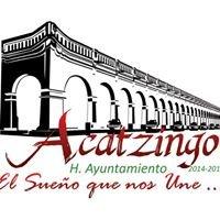 H. Ayuntamiento de Acatzingo 2014 - 2018