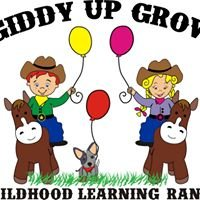Giddy Up Grow, Inc.  Childhood Learning Ranch