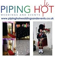 Pipinghot Weddings & Events Piper DanceFloor PhotoBooth crepe/cheese/candy