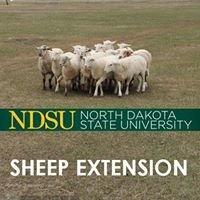 NDSU Sheep Extension