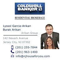 Arikan Group, Coldwell Banker Jersey City