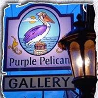 Purple Pelican Gallery