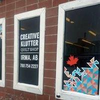 Creative Klutter Quilt shop