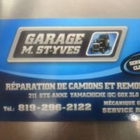 Garage M. St-Yves