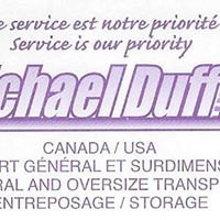 Transport Michael Duff inc