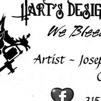 Hart's Design Tattoo
