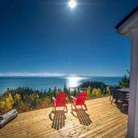 Chalets Spa et Cabanes au Canada