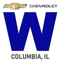 Weber Chevrolet Columbia