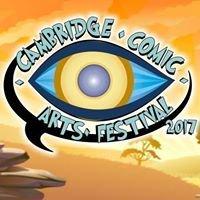 Cambridge Comic Arts Festival