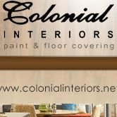 Colonial Interiors Paint & Floor Covering