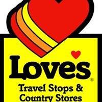 Love's Travel Center, Christiana, TN