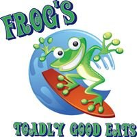 Frog's Toadly Good Eats