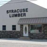 Syracuse Lumber Company