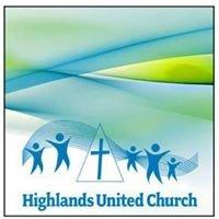 Highlands United Church
