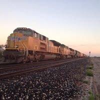 Union Pacific Railroad Sosan Yard