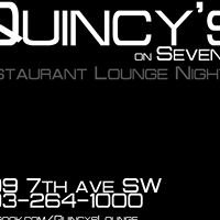 Quincy's On Seventh ::Restaurant Lounge Nightlife::