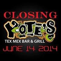 Yote's