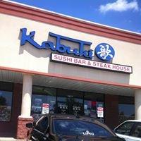 Kabuki sushi & steak house