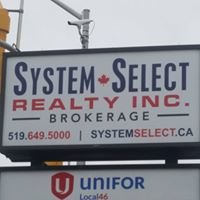 System Select Realty Inc. Brokerage