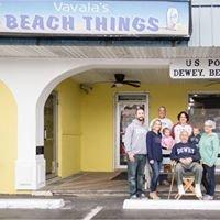 Vavala's Beach Things