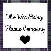The Wee String Plaque Company