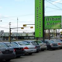 Urban Motors Inc.