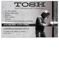 Tosh Steel Fabrication and Groundworks